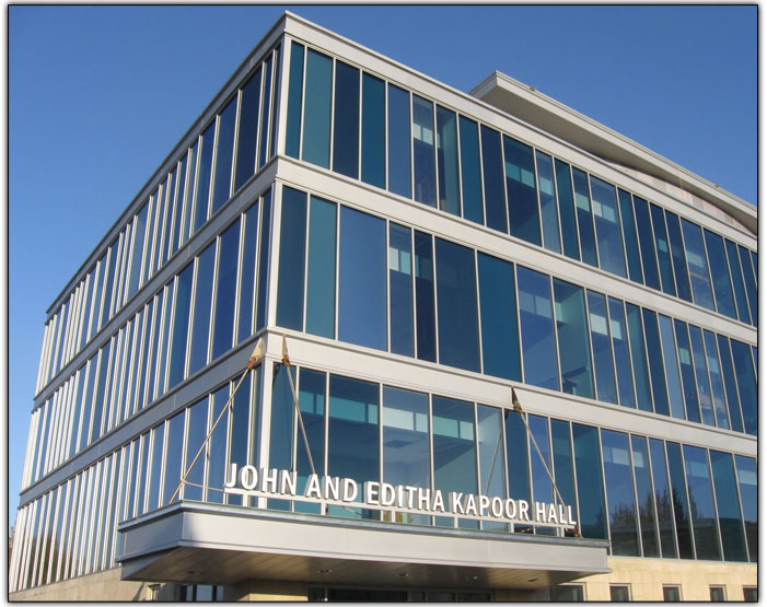 LEED Certified Silver Project - High Tech Labs - Kapoor Hall